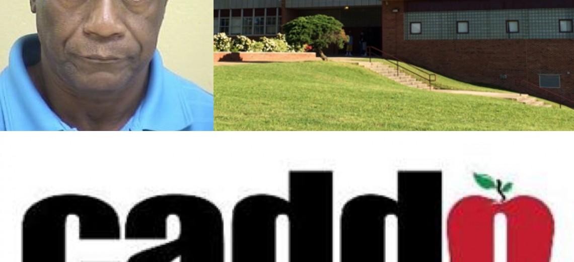 Cleodis Bell (courtesy SPD), Booker T Washington High of Caddo Parish Public Schools