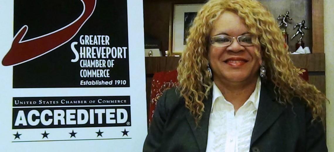 District F Stephanie Lynch source: Shreveport Chamber of Commerce