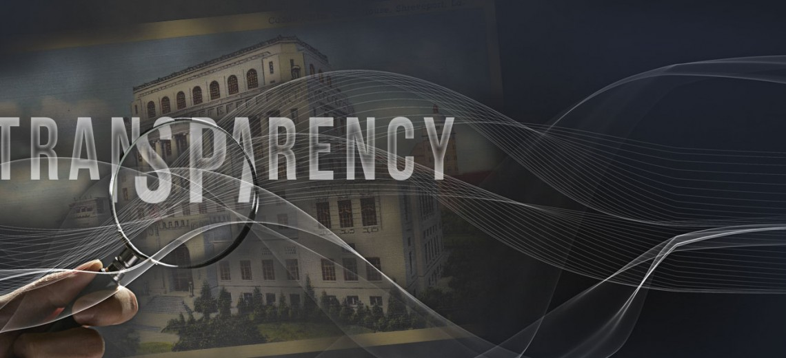 Transparency-Header