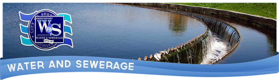 City of Shreveport Water and Sewerage
