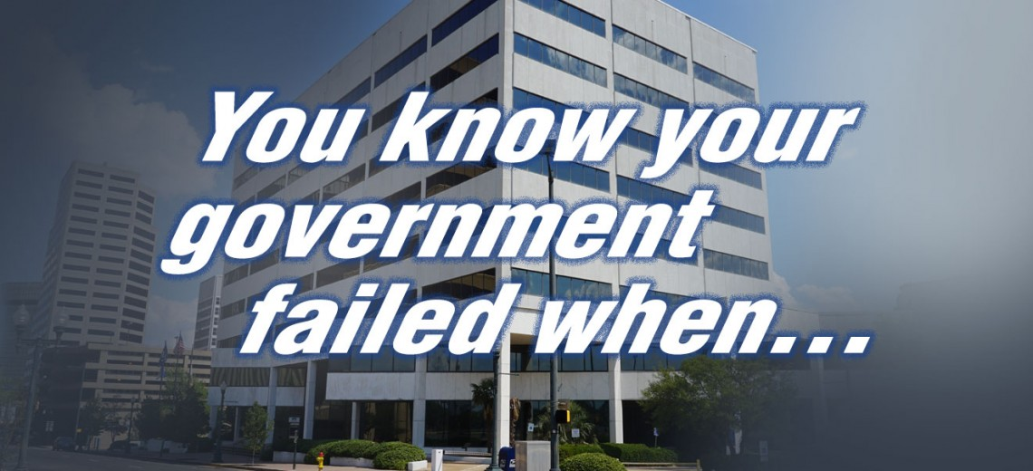 YouKnowGovFailed