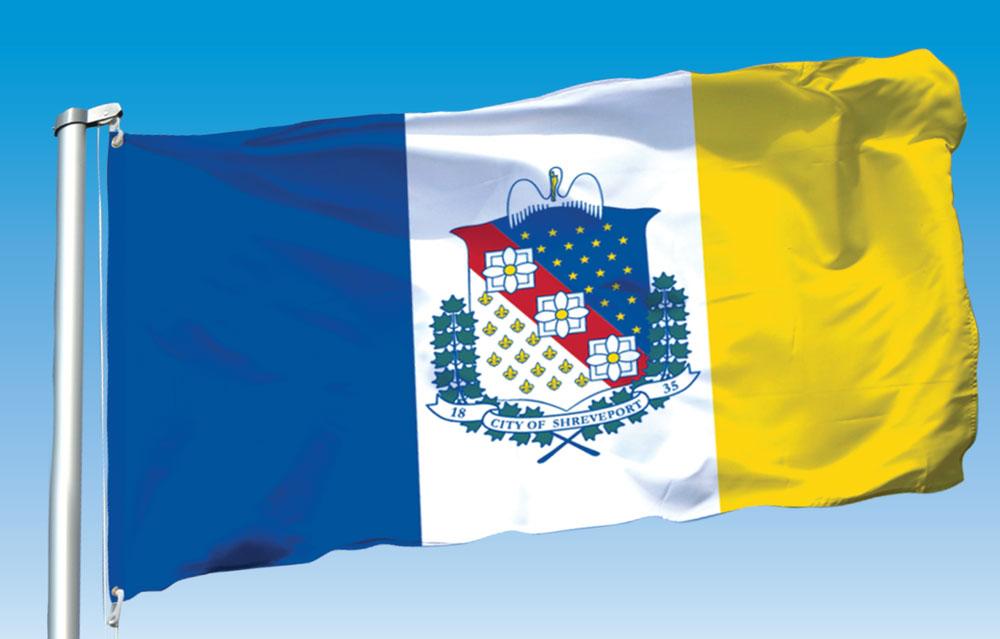 Shreveport Flag - www.shreveportflag.com