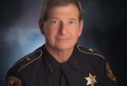 Caddo Sheriff Steve Prator