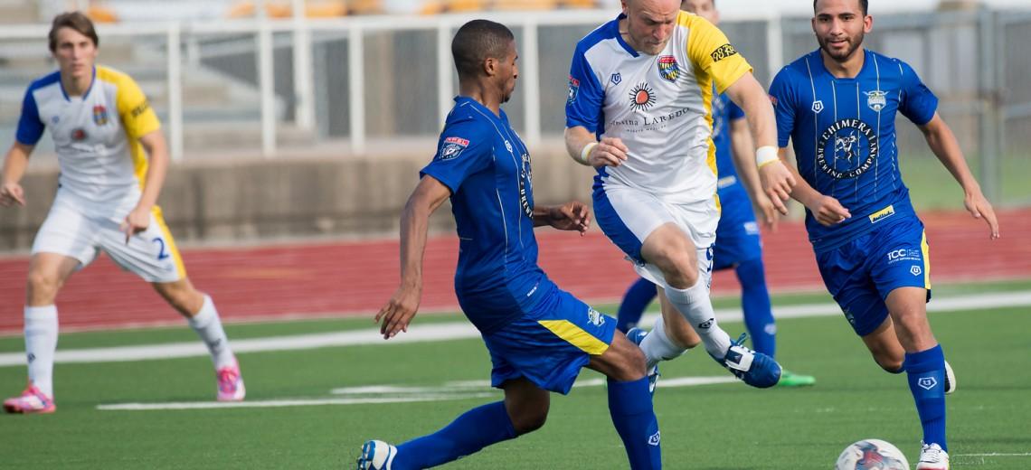 Shreveport Rafters FC